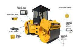 CCS900 3D compactage