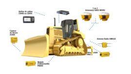 Guidage 3D Bulldozer GCS900